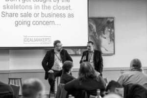 The Dealmaker's Academy discovery event